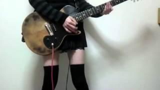 ごはんはおかず 映画けいおん!Mix ギター 弾いてみた