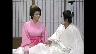 志村けんバカ殿様 優香姫とキスしようとするエロ殿 ディスコ風 Shimura Ken fool lord Disco style