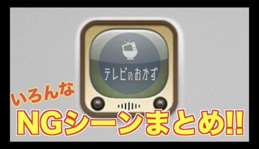 【テレビの】いろんなNGシーンまとめてみた【おかず】