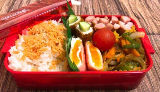 【OLのお弁当#3】ミートボールと野菜の甘酢炒め弁当【Bento】