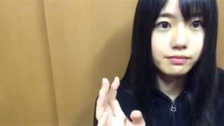 瀧野由美子 (STU48) AKB48 56thシングル「サステナブル」発売記念リレー配信 2019.09.19(Thu)