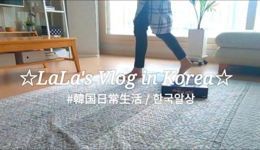 【KOR】한국일상:日本人主婦の韓国日常Vlog♯050 超シンプルなジャパグリ、我が家のボードゲーム紹介、トトリムク(どんぐりの寒天)