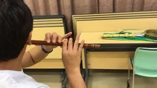 シリーズ〜篠笛で綴る〜阿波の麦打ち唄