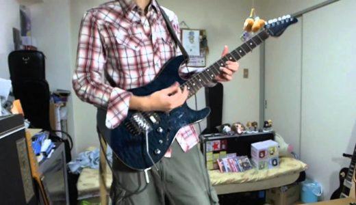 K-ON!  U&I を楽しく弾いてみた 【HTT】
