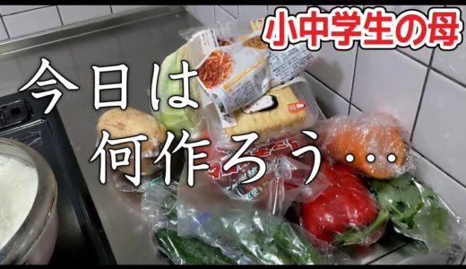 【今日の朝ごはん】塩おにぎり、具だくさんみそ汁、れんこんと人参のきんぴら、トマトのかんたん飾り切り☆Breakfast onigiri